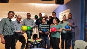 Gemeinsames Bowling-Meeting mit RC Wertheim