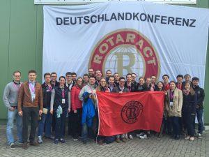 Deutschlandkonferenz 2016 in Braunschweig - Die Teilnehmer D1830