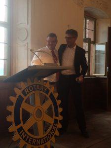 Rotary Ämterübergabe